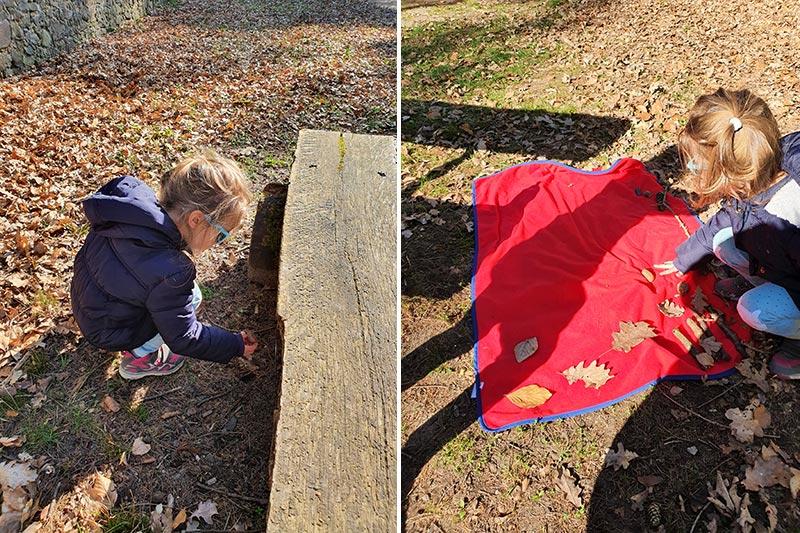 Spiele im Wald mit Kinder, meinestube-diy